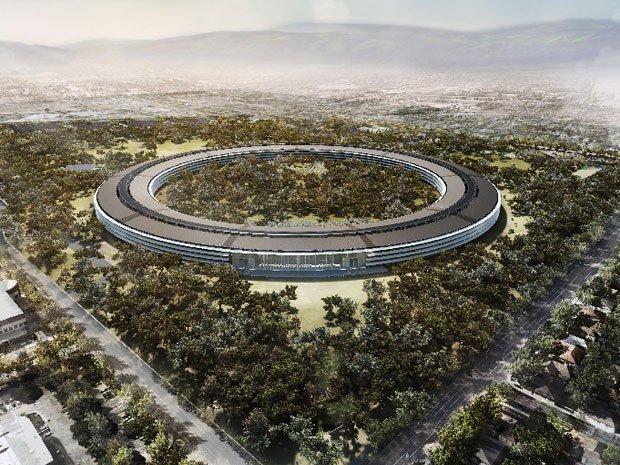 apple-headquarters