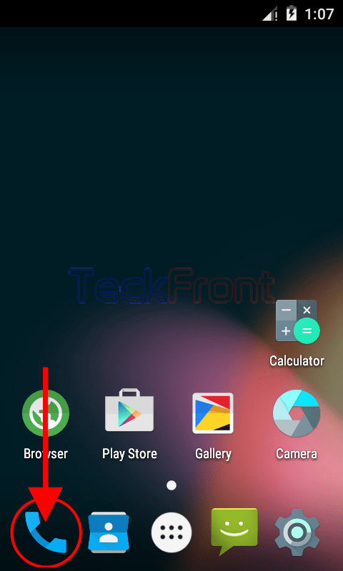 How to Change Place of Contacts on Speed Dial in Android 5 1  Lollipop?