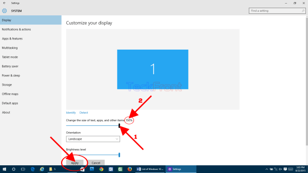 Windows10SettingsTextSize5