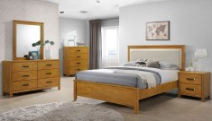 Contemporary Bedroom TSM 049A