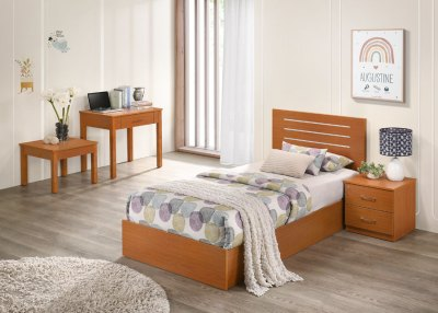 Melamine Panel Bed