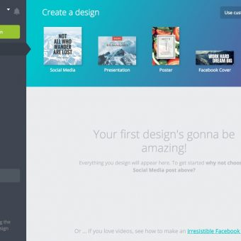 All Your Designs – Canva