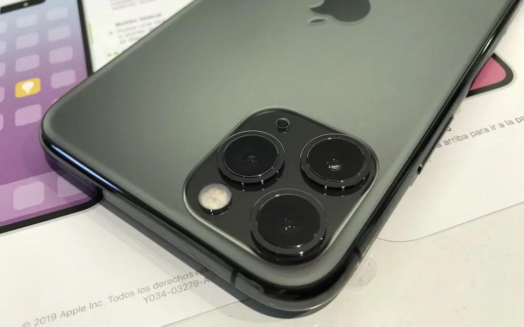 Manual iOS 13: las cámaras y sus ajustes.