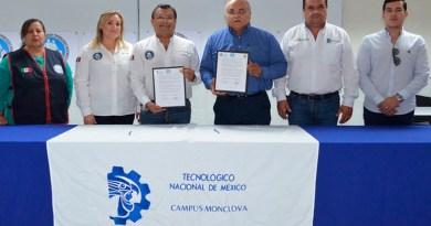 Convenio con Fundación Juan Gerardo Oyervides Rdz.