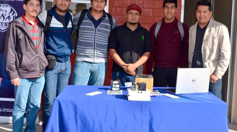 Visita al Cecytec Andrés Osuna
