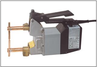 TECNA Hand-Operated Air-Cooled Welding Gun | TECNADirect.com