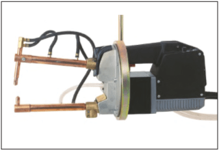 TECNA Water-Cooled 6 kVA Welding Gun | TECNADirect.com