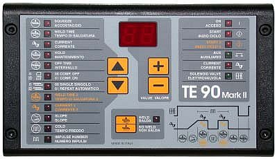 TECNA TE90 Mark II Controls | TECNADirect.com