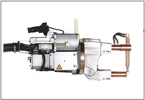 TECNA MFDC Portable Spot Welding Guns   56 - 90 kVA