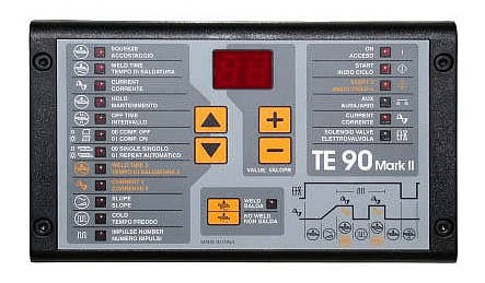 TECNA TE90 Mark II Welding Control Unit - TECNADirect.com