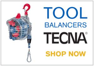 FABTECH Tool Balancers | TECNADirect.com