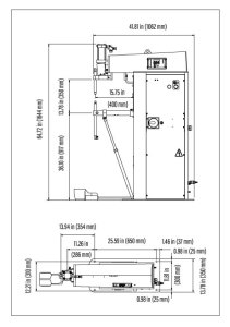 TECNA Press Welder Drawing 01 | TECNADirect.com