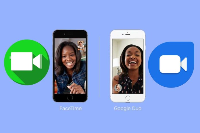 Facetime Google - Google Duo High Quality Video Calls