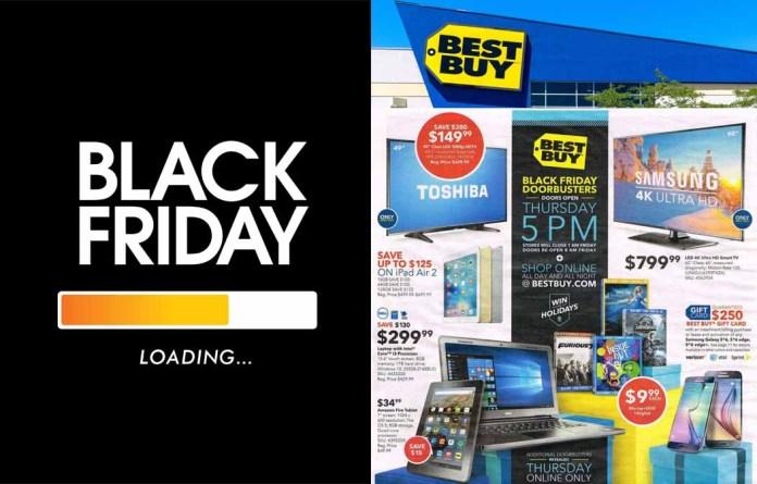 Best Buy Black Friday - What Time Does Black Friday Start for Best Buy