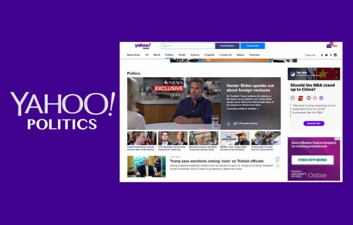 Yahoo Politics - Latest News & Headlines on Politics