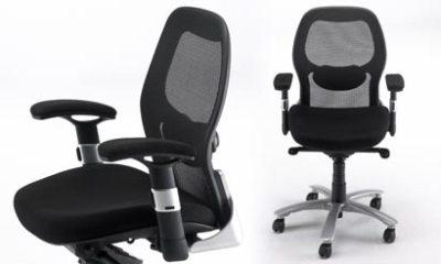 SILLA-ERGO-SIN-CABECERO  - Mobiliario de Oficina
