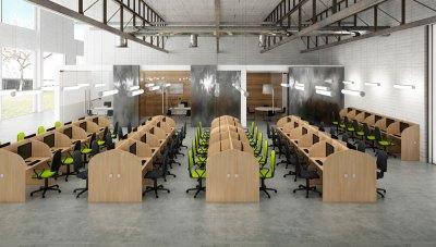 call-centre-iman  - Mobiliario de Oficina
