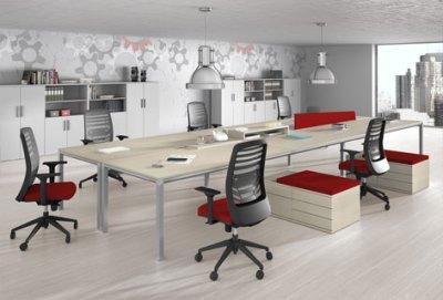 metrik10  - Mobiliario de Oficina