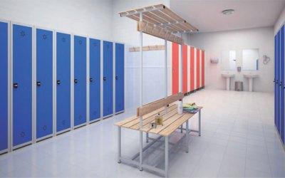 MEGAB-bancos_vestuarios  - Mobiliario de Oficina