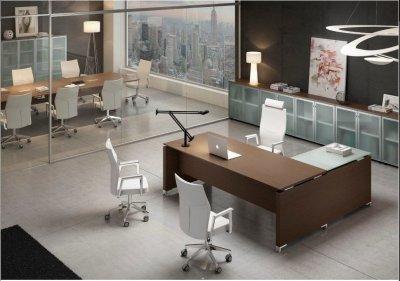 Despacho-dirección-Nereo  - Mobiliario de Oficina