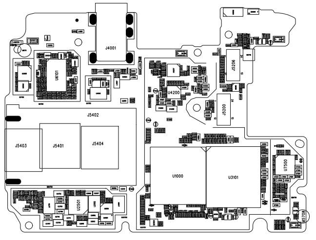 Descargar diagrama del Moto G8 XT2045-X GRATIS en PDF
