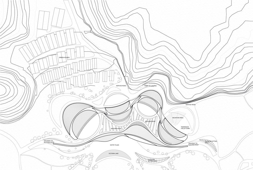 Meandro de biomas  TECNNE  Arquitectura y contextos