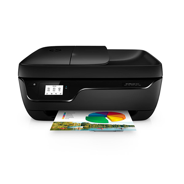 Impresora HP Officejet 3833 Multifuncional WiFi