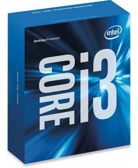 Procesador Intel 1151 i3-7100 3.9 GHz. 3Mb. SmartCache Box