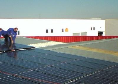 Fotovoltaica en «Palencia» 10kWp
