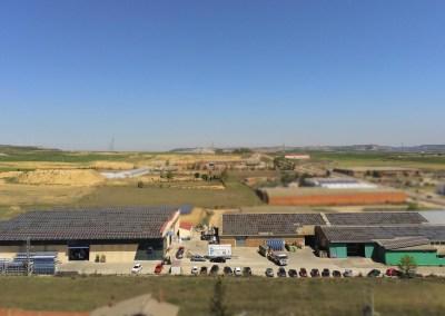 Fotovoltaica en «Palencia» 342,48kWp