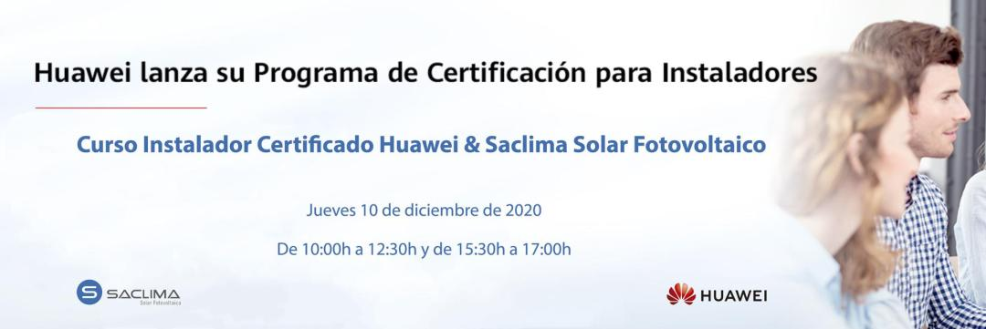 instalador certificado huawei
