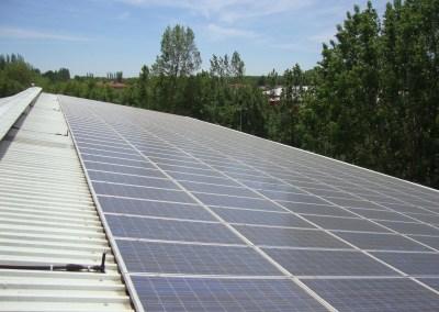 Fotovoltaica «Lactounión» 100kWp