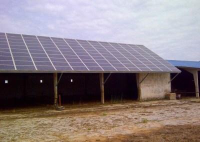 Fotovoltaica en «Lagunilla de la Vega» 25kWp