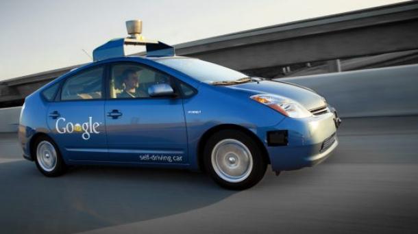 autos autopilotados de Google