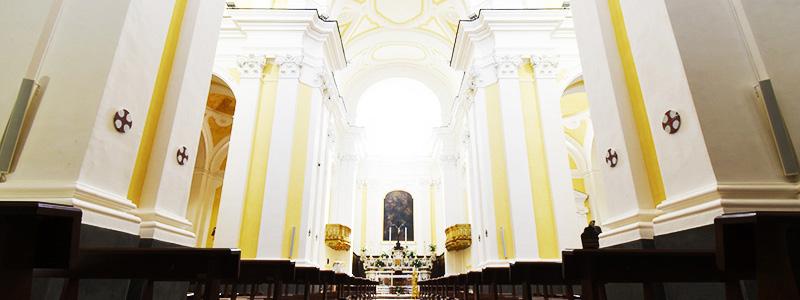 Chiesa dell'annunziata a Sessa Aurunca