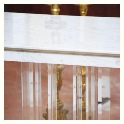 Altare da chiesa in marmo