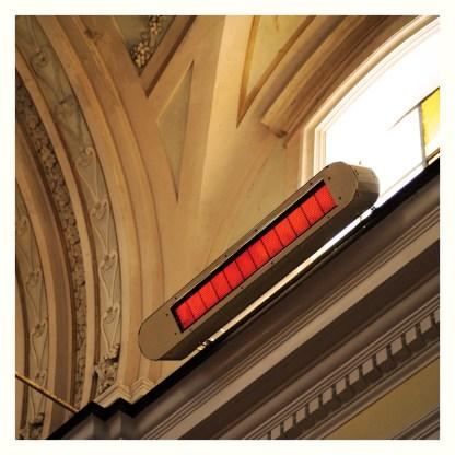 impianto di riscaldamento per chiese