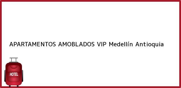 Telfono y Direccin de APARTAMENTOS AMOBLADOS VIP