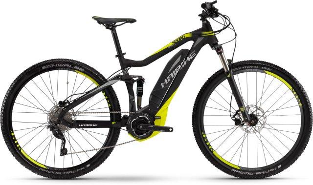 Noleggio e-Bike MTB Haibike Sduro FullNine TecnoBikeTerni