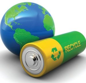 Riciclo batteria Tecnobiketerni