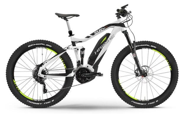 Noleggio e-Bike MTB Haibike Sduro AllMtn Plus Tecno Bike Terni