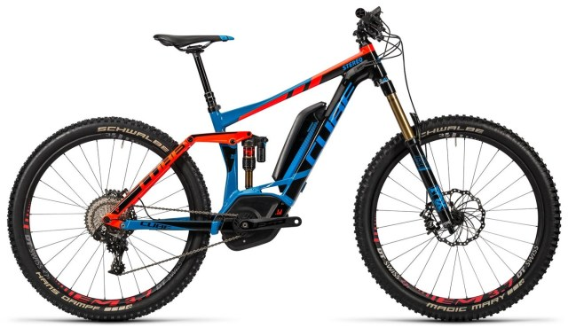 Cube Stereo e-Bike MTB