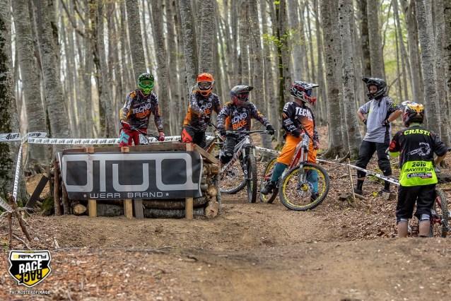 Team Downhill Tecno Bike Terni Gravity Race Prato Selva