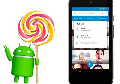 lollipop actualizacion