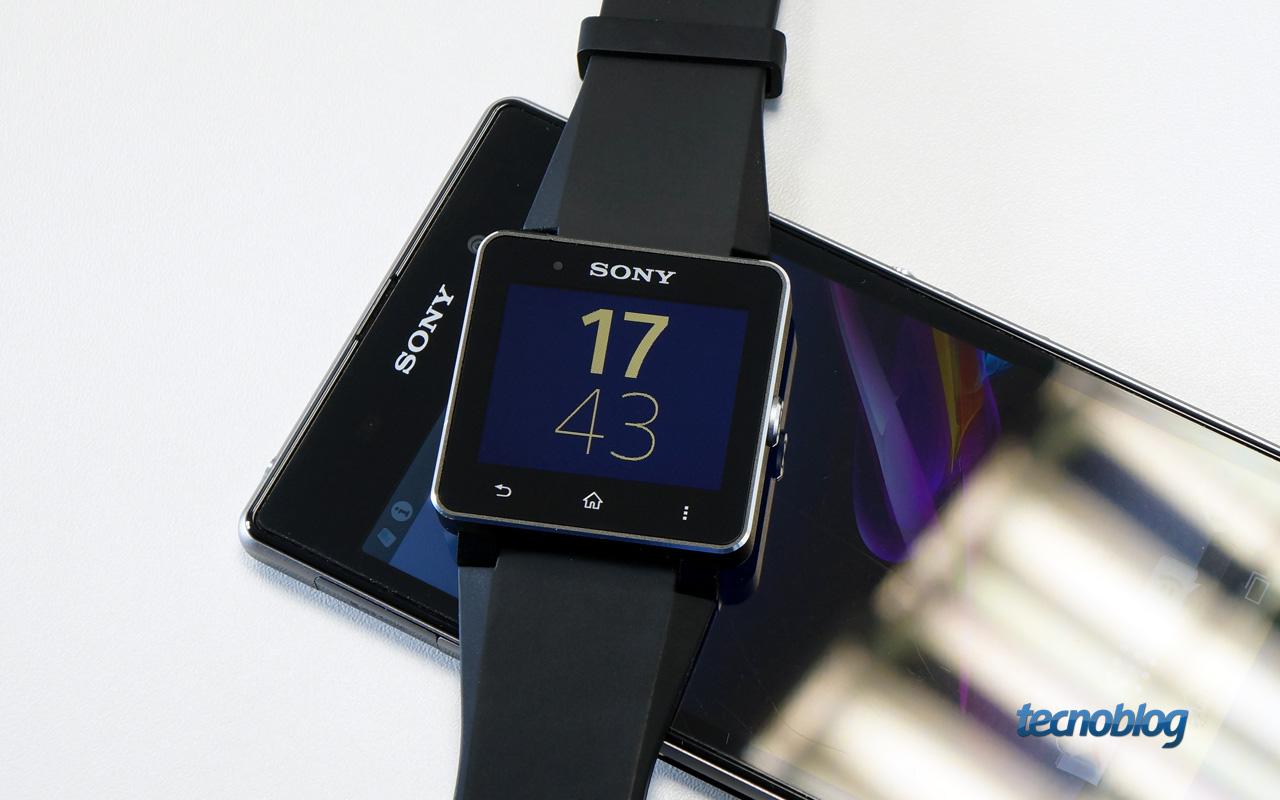 Review Sony SmartWatch 2 é um bom relógio que peca no preço [análise/vídeo] - Tecnoblog