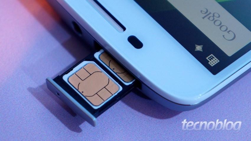 Moto X Play:  o modelo vendido no Brasil terá suporte a dois chips