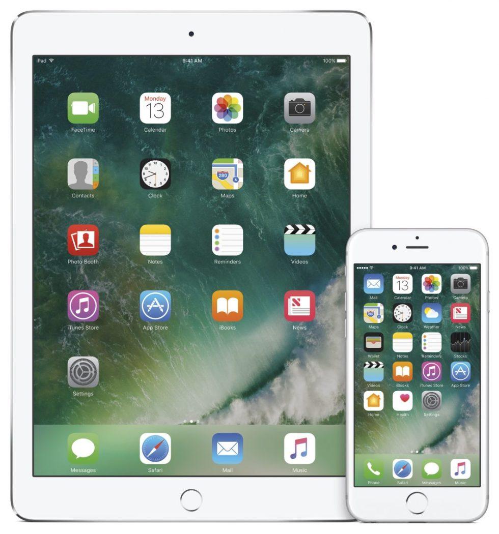 Novo iOS 10