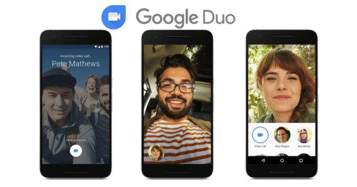 google duo videochamada