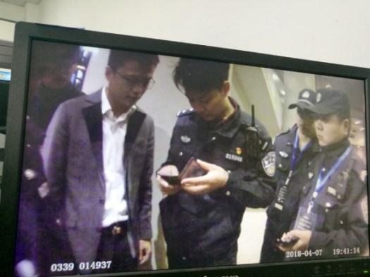 Homem preso na China com auxílio de IA