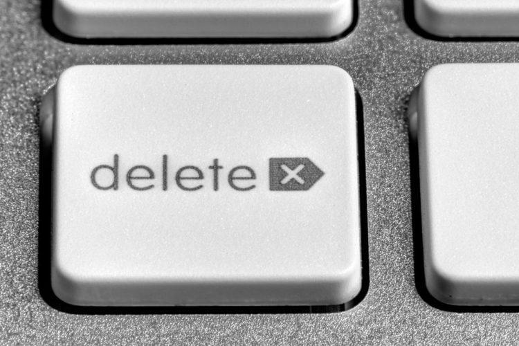 Delete (Imagem: Flickr/Ervins Strauhmanis)